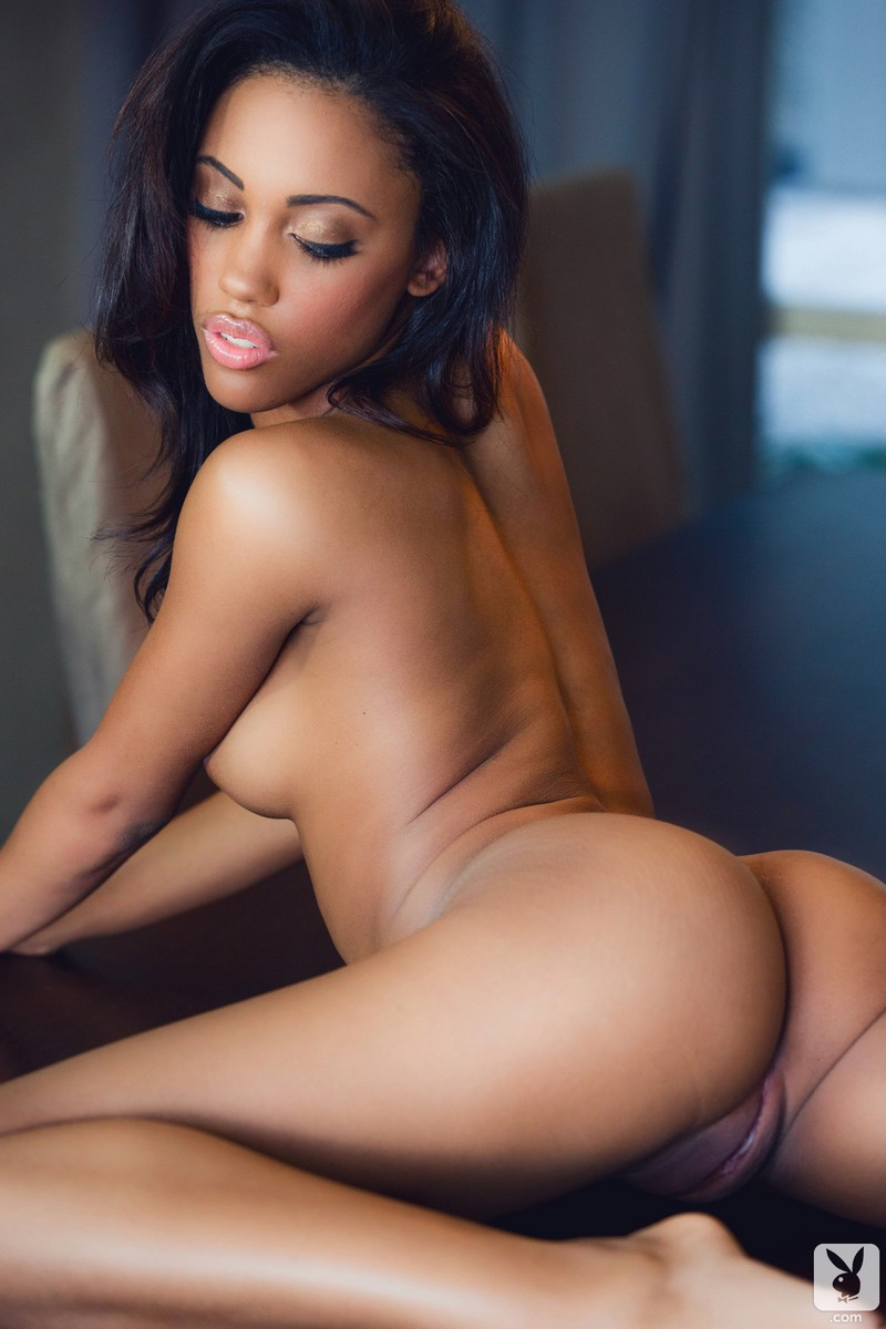 Black girl playboy and sexy pussy too